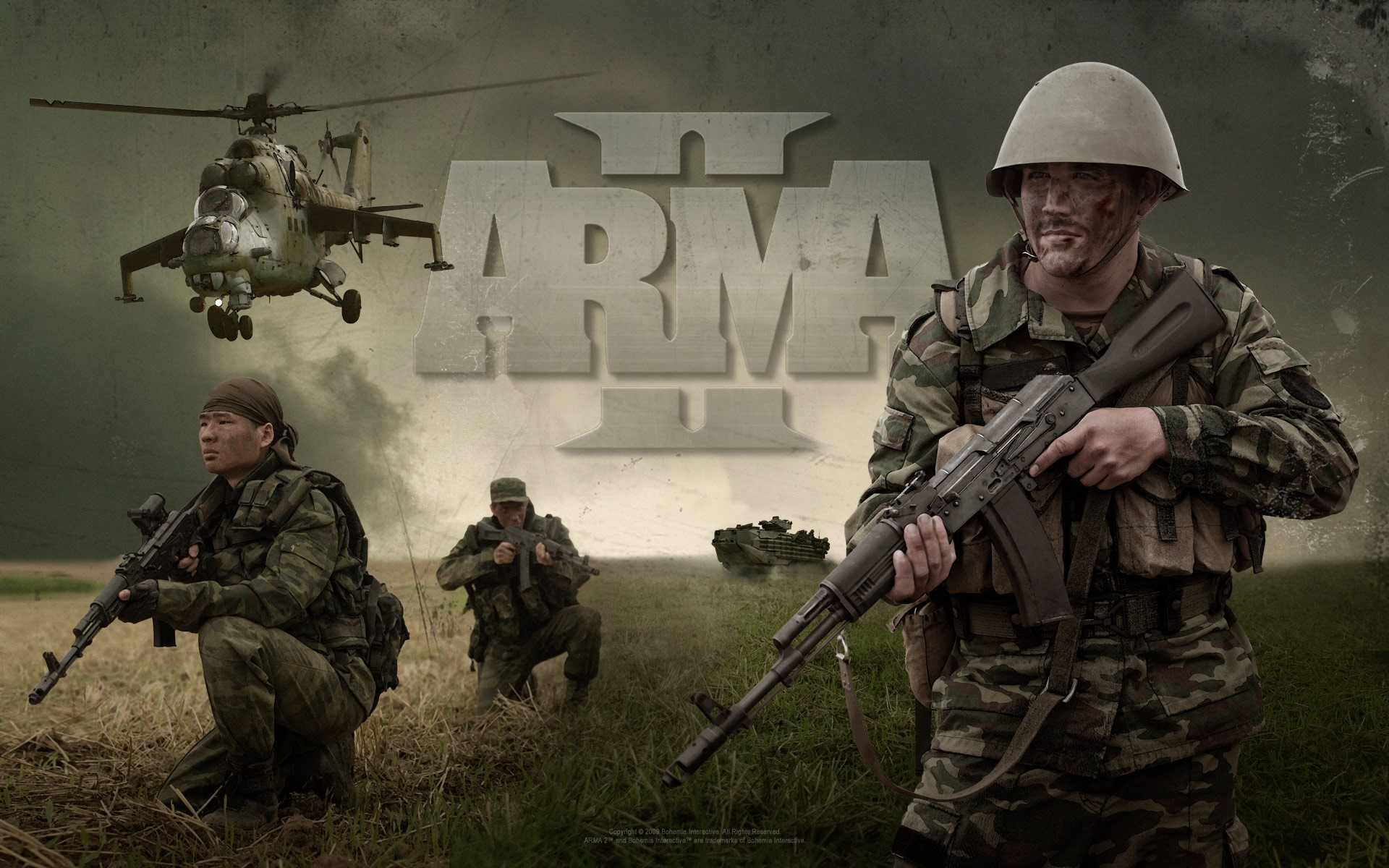 Arma 2: Operation Arrowhead + подарок