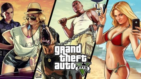 Grand Theft Auto V аккаунт Steam + Подарок