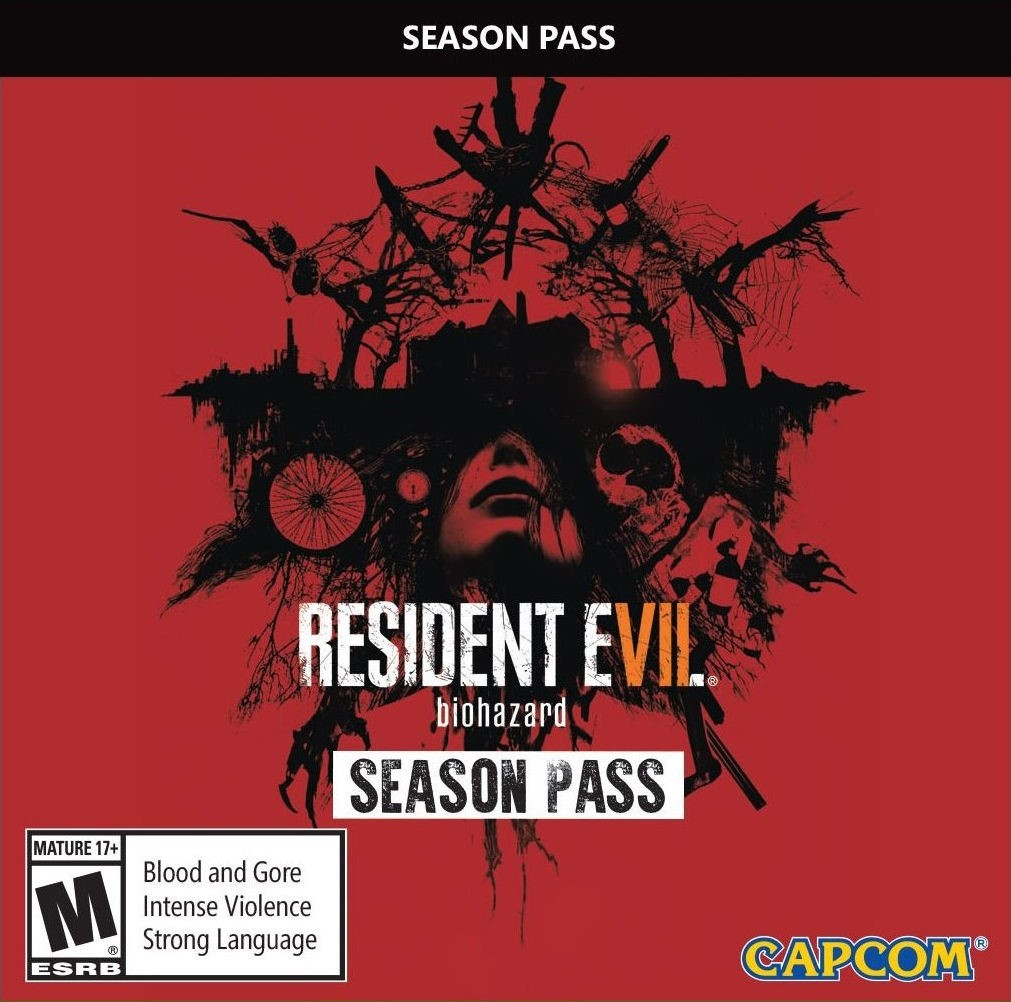 z Resident Evil 7 Biohazard Season Pass (Steam)