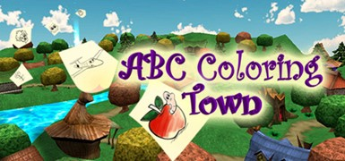 Ключ ABC Coloring Town [Steam Key ROW]