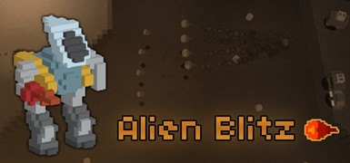 Ключ Alien Blitz [Steam Key ROW]