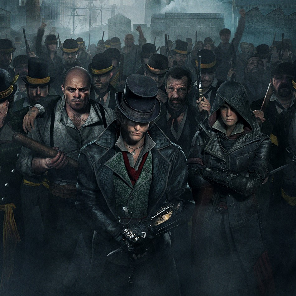 Аккаунт Assassins Creed Syndicate UPLAY +~DLC