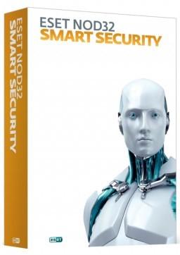 ESET NOD32 Smart Security на 3 ПК на 1 год