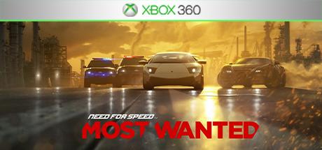 NFS: Most Wanted 2012 + 4 игры (Xbox 360) общий аккаунт