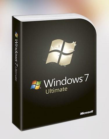 Купить Windows 7 Ultimate 1 PC SP1 Retail Распродажа!