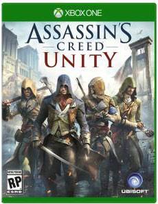 Assassin's Creed Unity (Xbox One) + 48 часов в подарок.