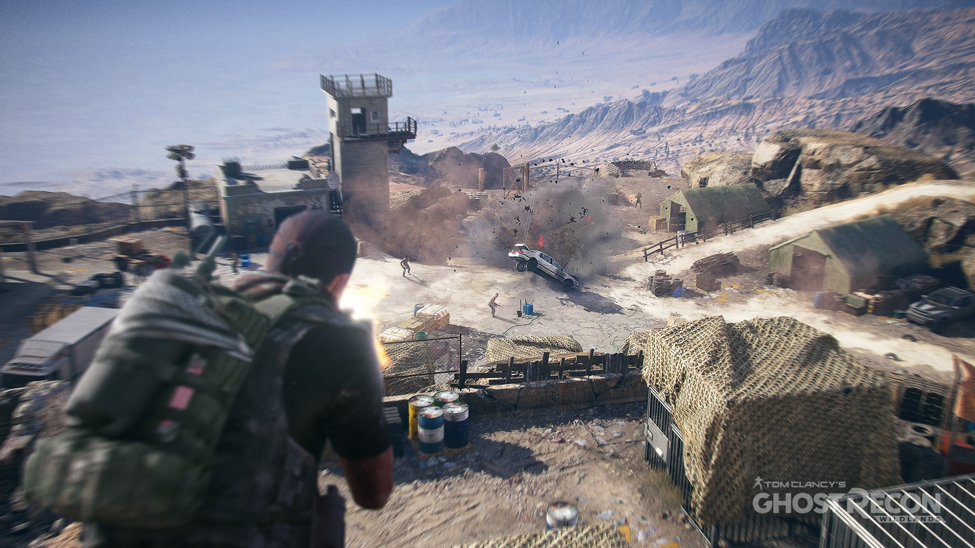 Tom Clancy´s Ghost Recon: Wildlands + 100% Гарантия