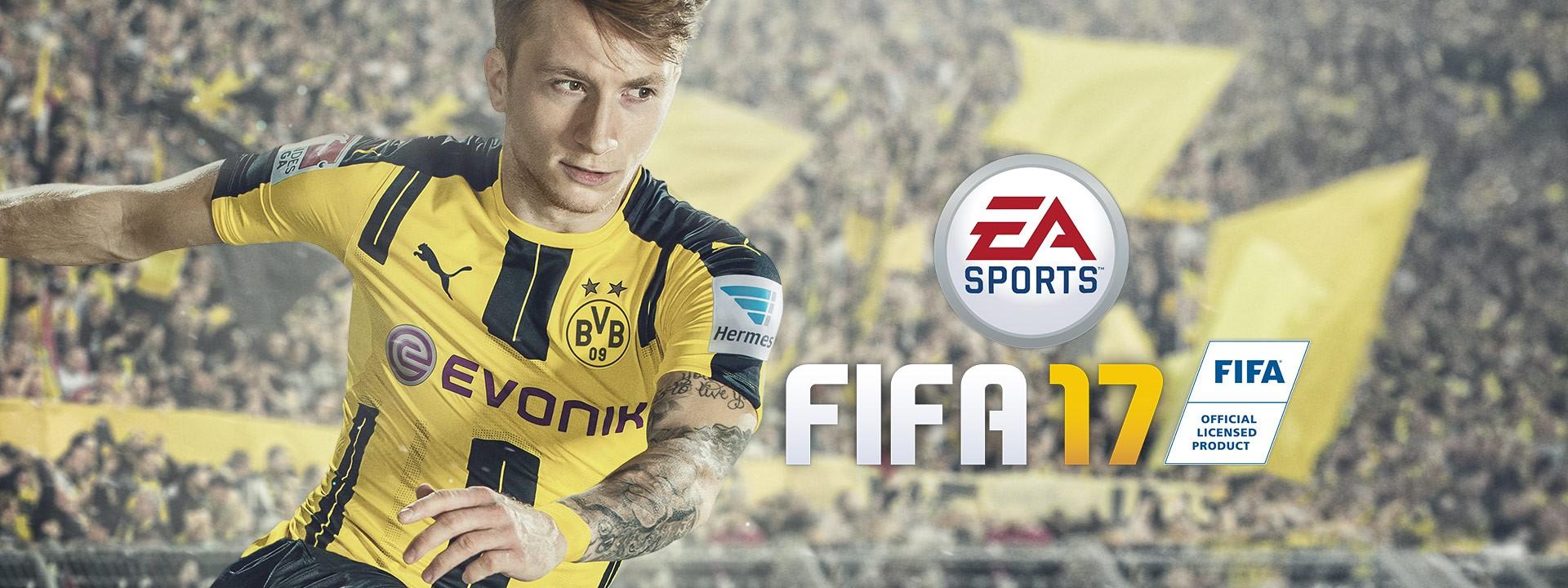 Аккаунт FIFA 17
