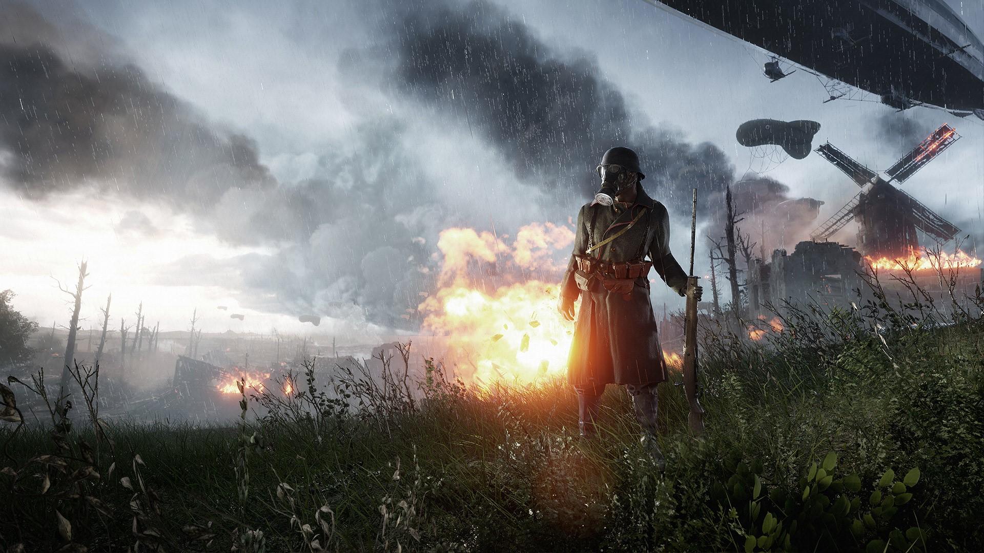 Battlefield 1 + Ответ на секретный вопрос