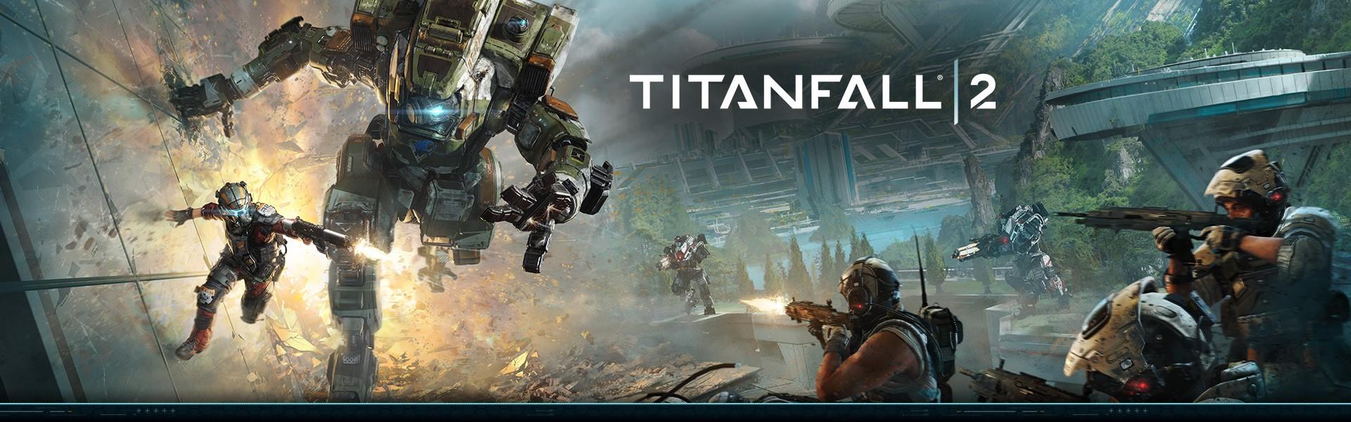 Titanfall 2 + Ответ на секретный вопрос