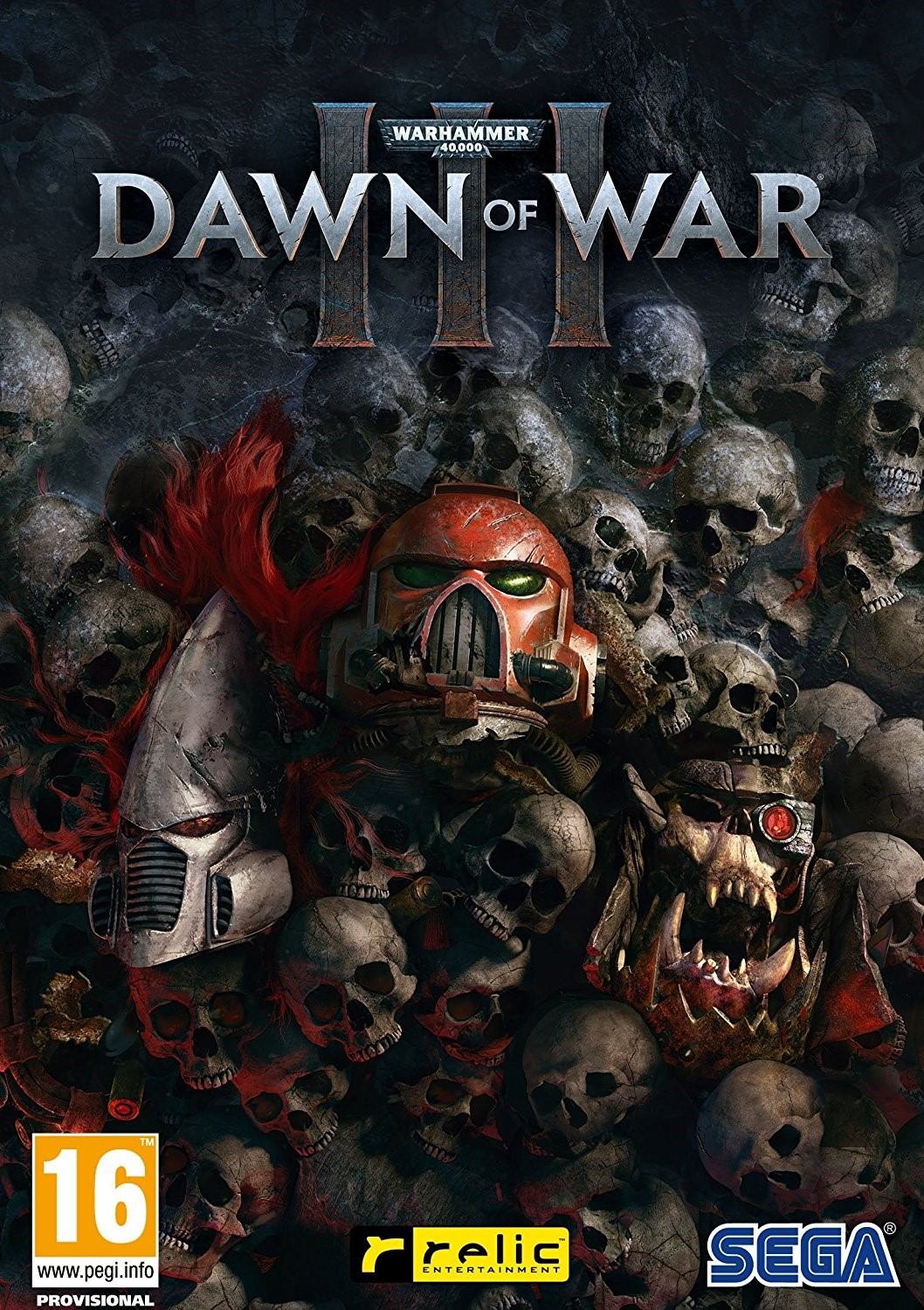 Warhammer 40k:Dawn of War III / 3 (Steam KEY)