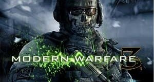 Call of Duty: Modern Warfare 3 + подарок