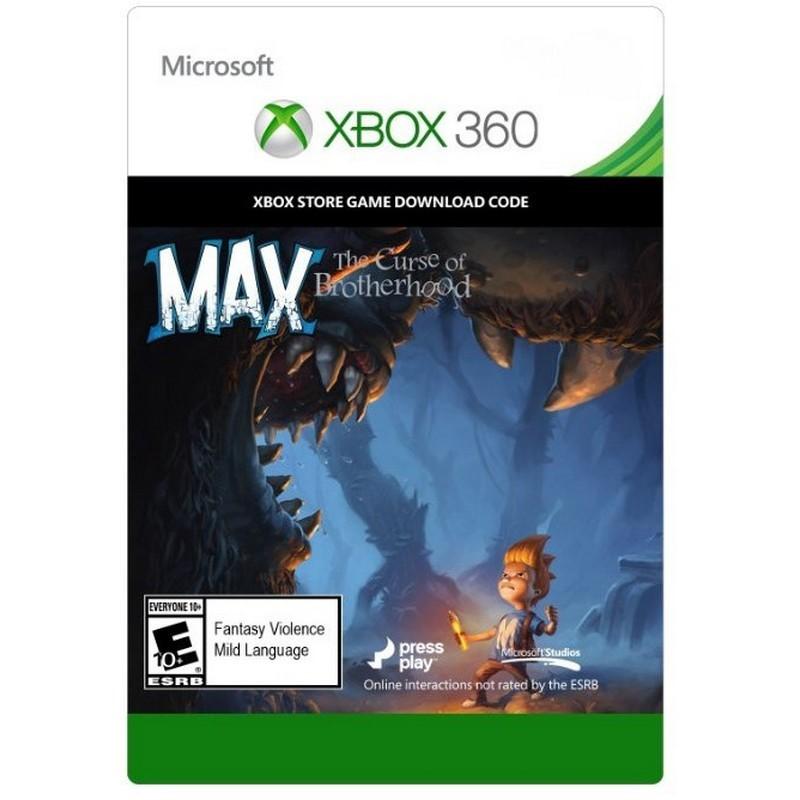 Макс: проклятие братства (xbox 360) +48 часов в подарок