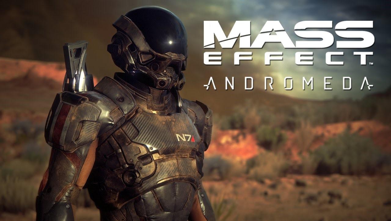 Аккаунт Mass Effect: Andromeda Standart/Deluxe | ORIGIN