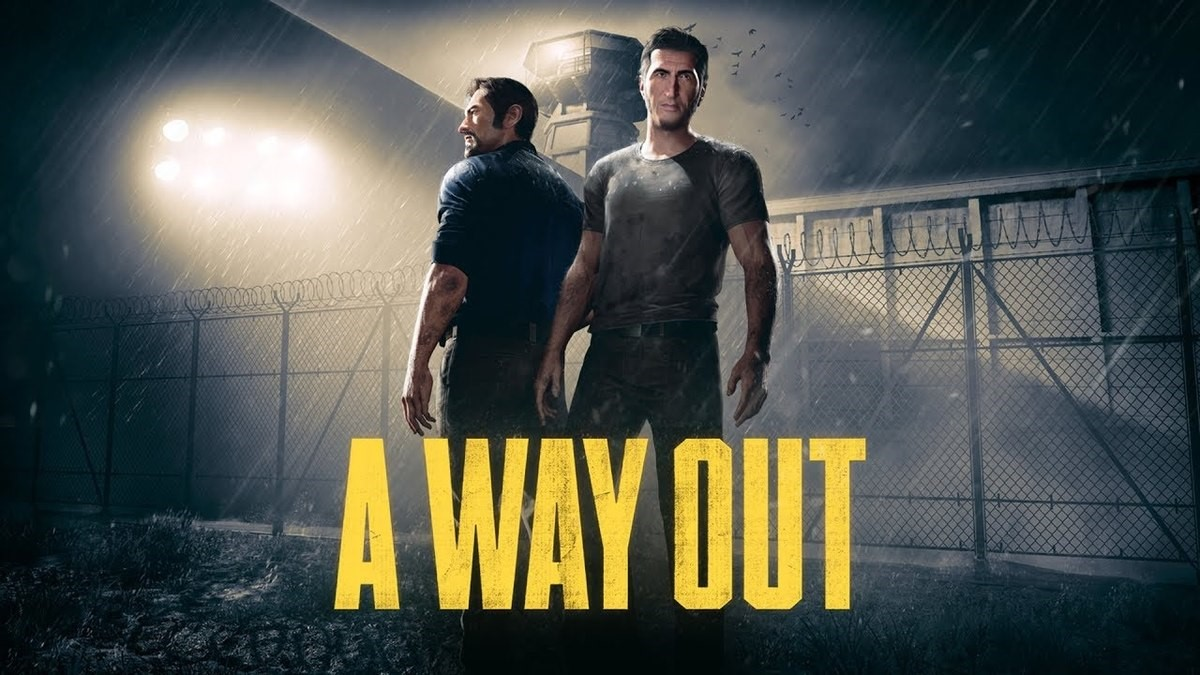 A Way Out+ГАРАНТИЯ+БОНУС