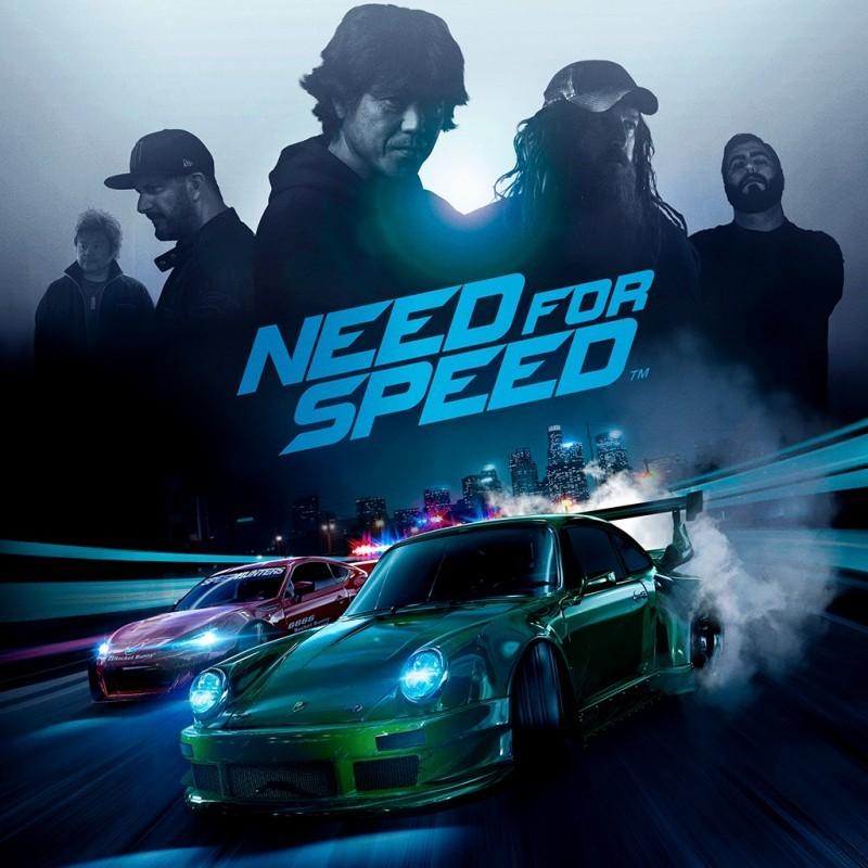Need For Speed 2016 Deluxe + ответ на секр.вопрос+ПОЧТА