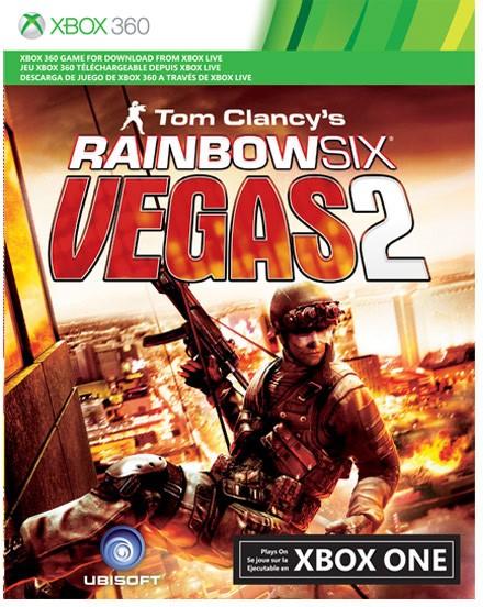 TC RainbowSix Vegas (XBOX 360) общий аккаунт