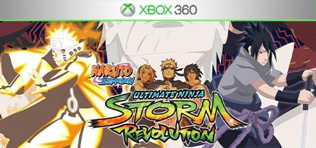 NARUTO STORM R (Xbox 360) общий аккаунт
