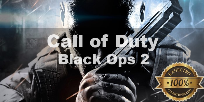 Call of Duty Black Ops II Steam аккаунт