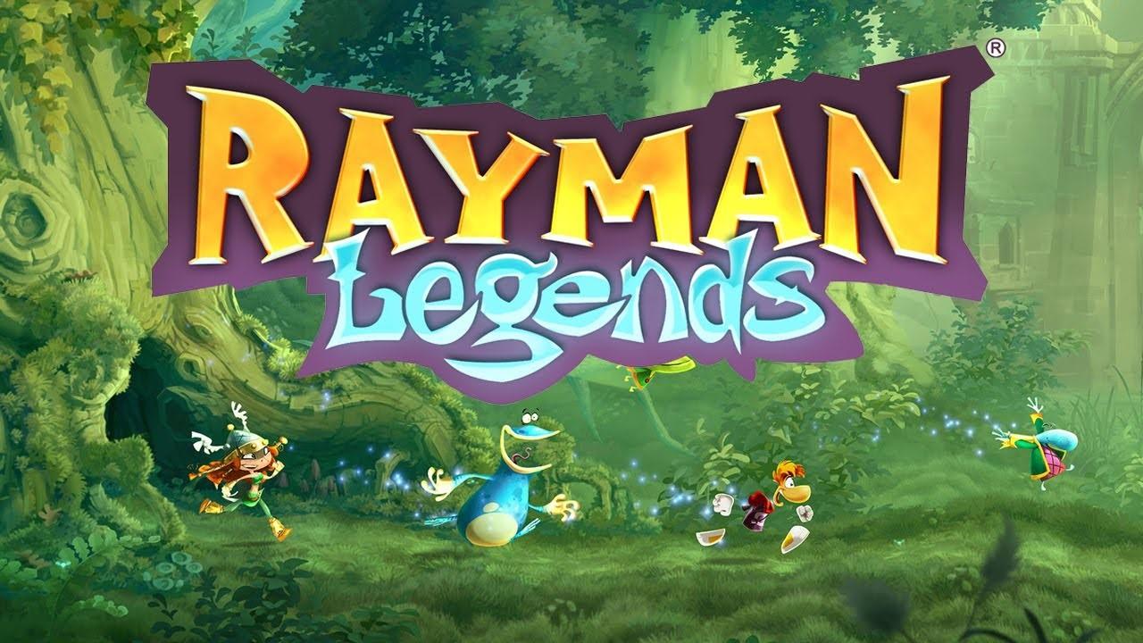 Rayman legends [uplay]+мес гарантия