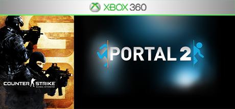CS: Go / Portal 2 (Xbox 360) общий аккаунт.