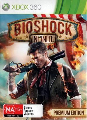 Bioshok Infinite +2игры ( Xbox One ) Обратная совместим