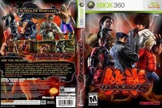 TEKKEN 6 +9игр ( Xbox One ) Обратная совместимость