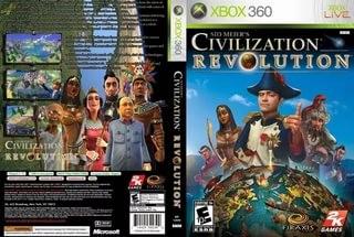 Civilization Revolution +6игр ( Xbox One ) Обратная сов