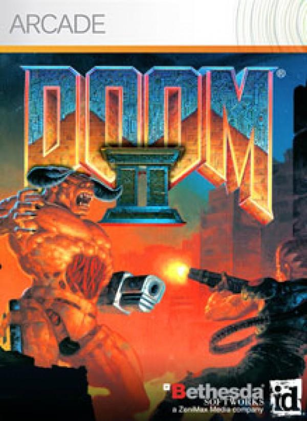 DOOM 2 ( Xbox One ) Обратная совместимость.