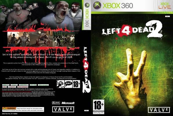 Left 4 Dead 2 +18игр ( Xbox One ) Обратная совместим