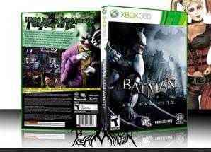 Batman Arkham City |Xbox360| [Полный доступ - Аренда]