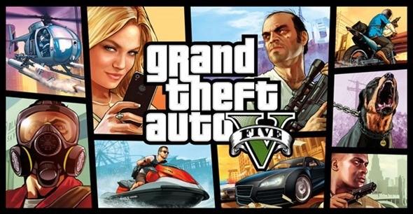 GIFT Grand Theft Auto V