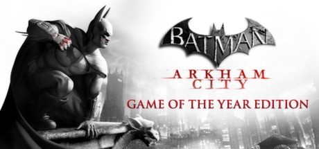 GIFT Batman: Arkham City - Game of the Year Edition