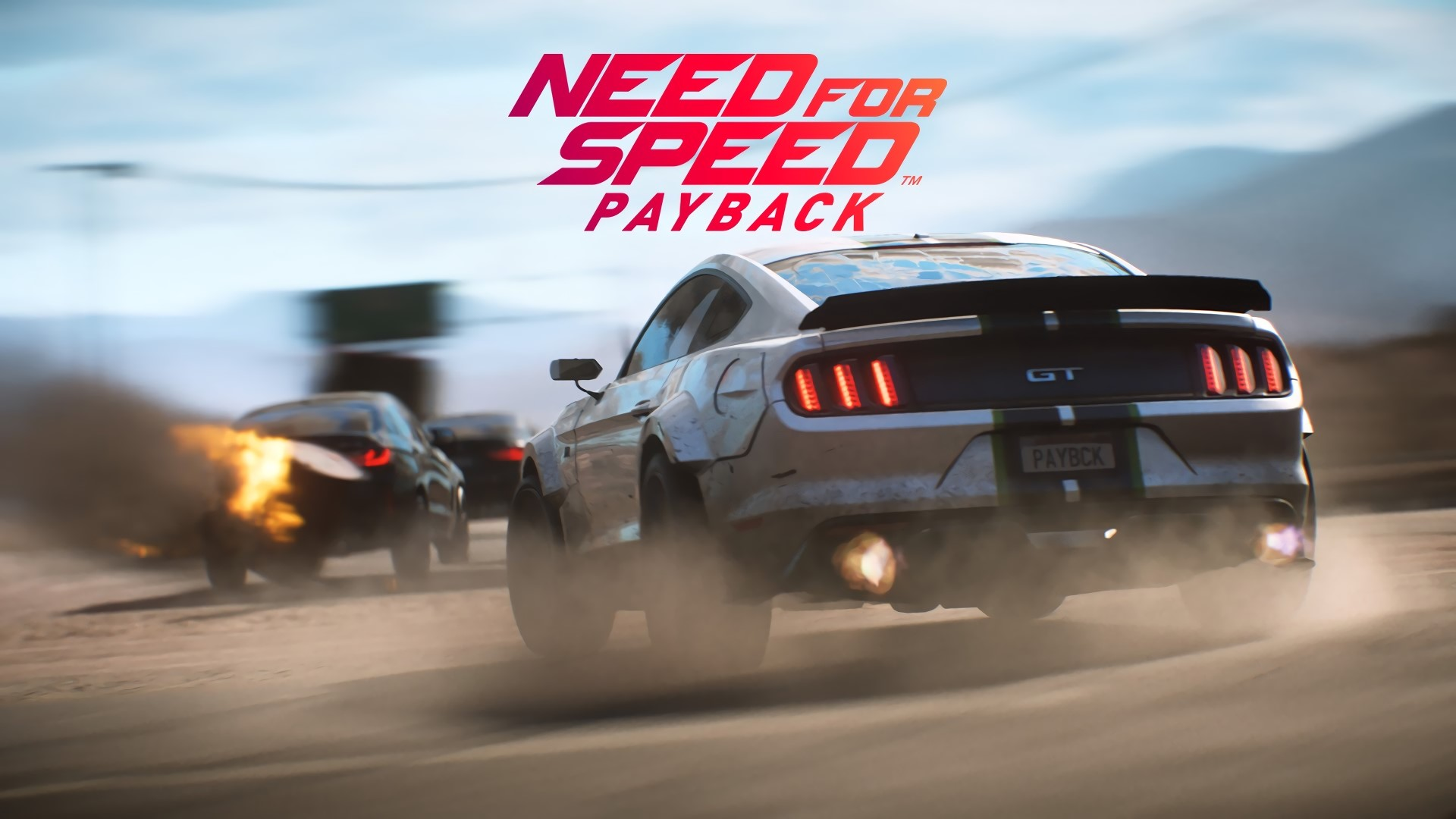 Need for Speed: Payback + Подарки
