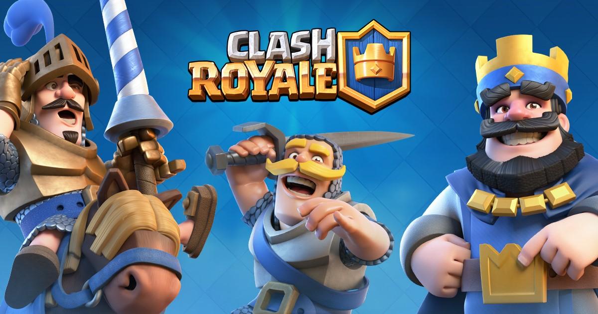 Аккаунт Clash Royale (3000+) 6 легендарок