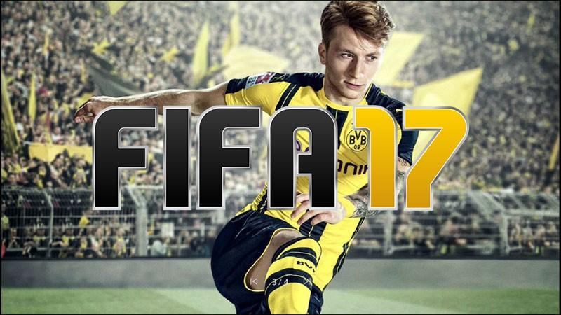 FIFA 17 (Standart/Super-Deluxe Edition) + Подарок