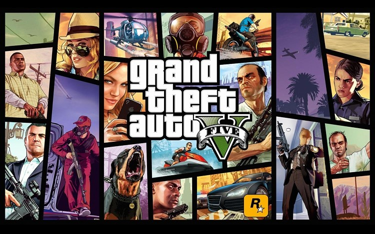 Grand Theft Auto V (GTA 5) PC Social Club + подарок
