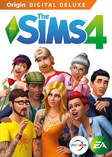 Sims 4 Digital Deluxe + Ответ на секртек