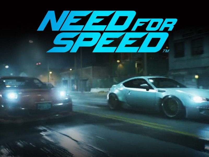 Need For Speed 2016 [ + СЕКРЕТКА ]
