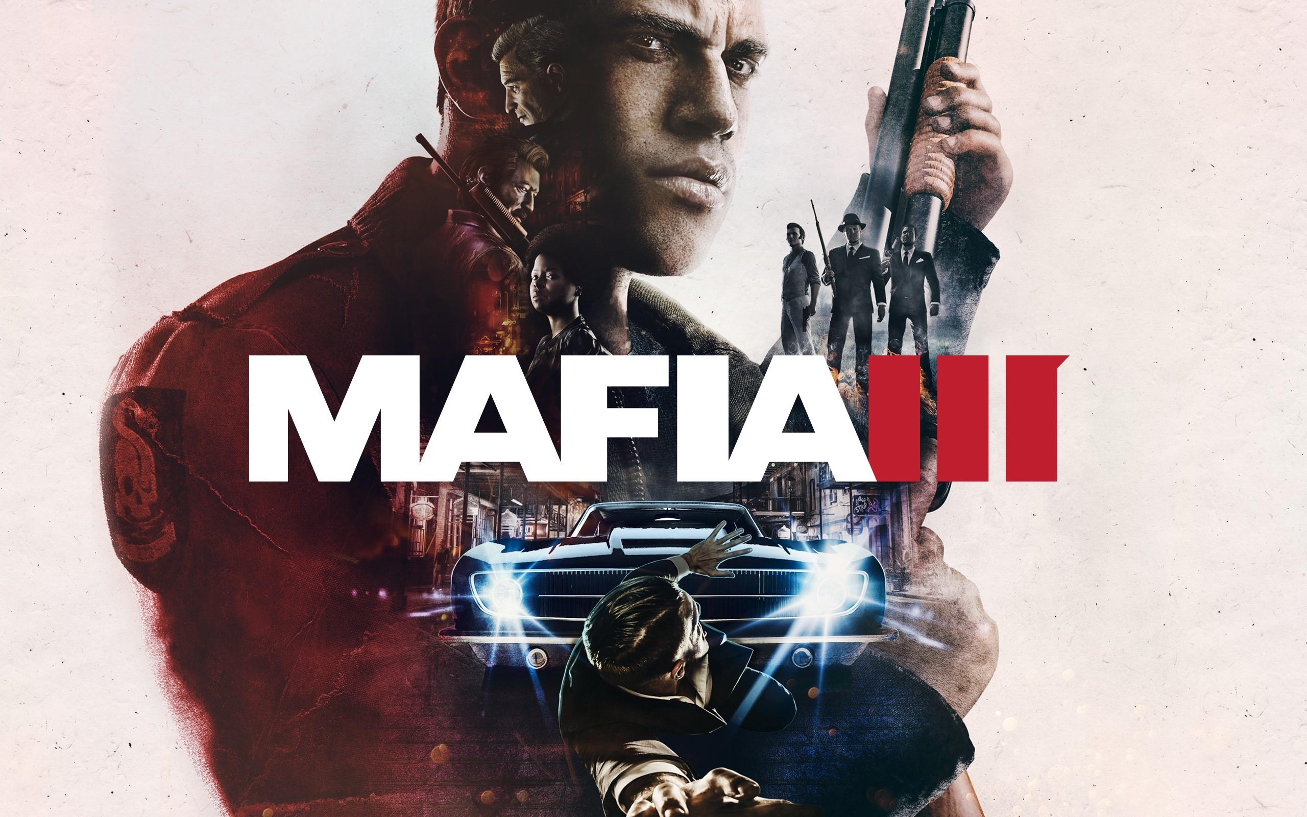 Mafia 3 [Steam аккаунт]
