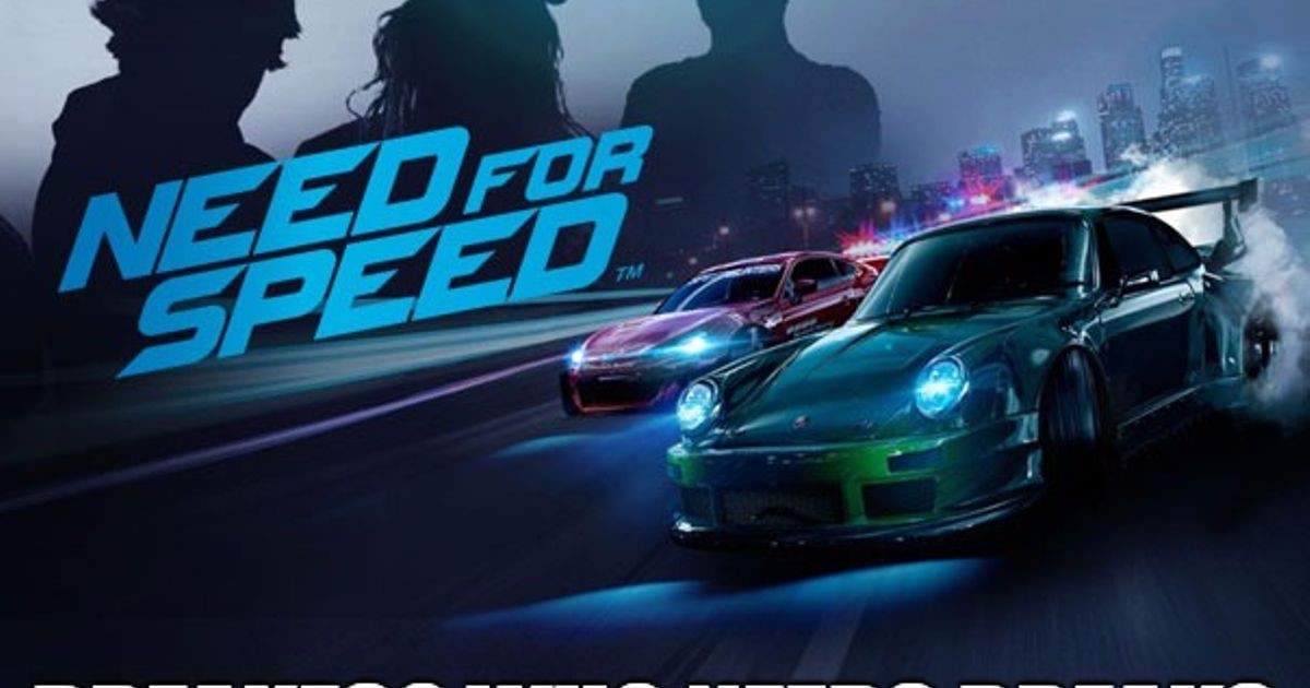 Need For Speed 2016 [Origin аккаунт]