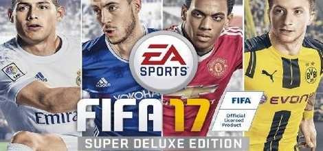 FIFA 17 Super Deluxe Edition + Ответ на секретку