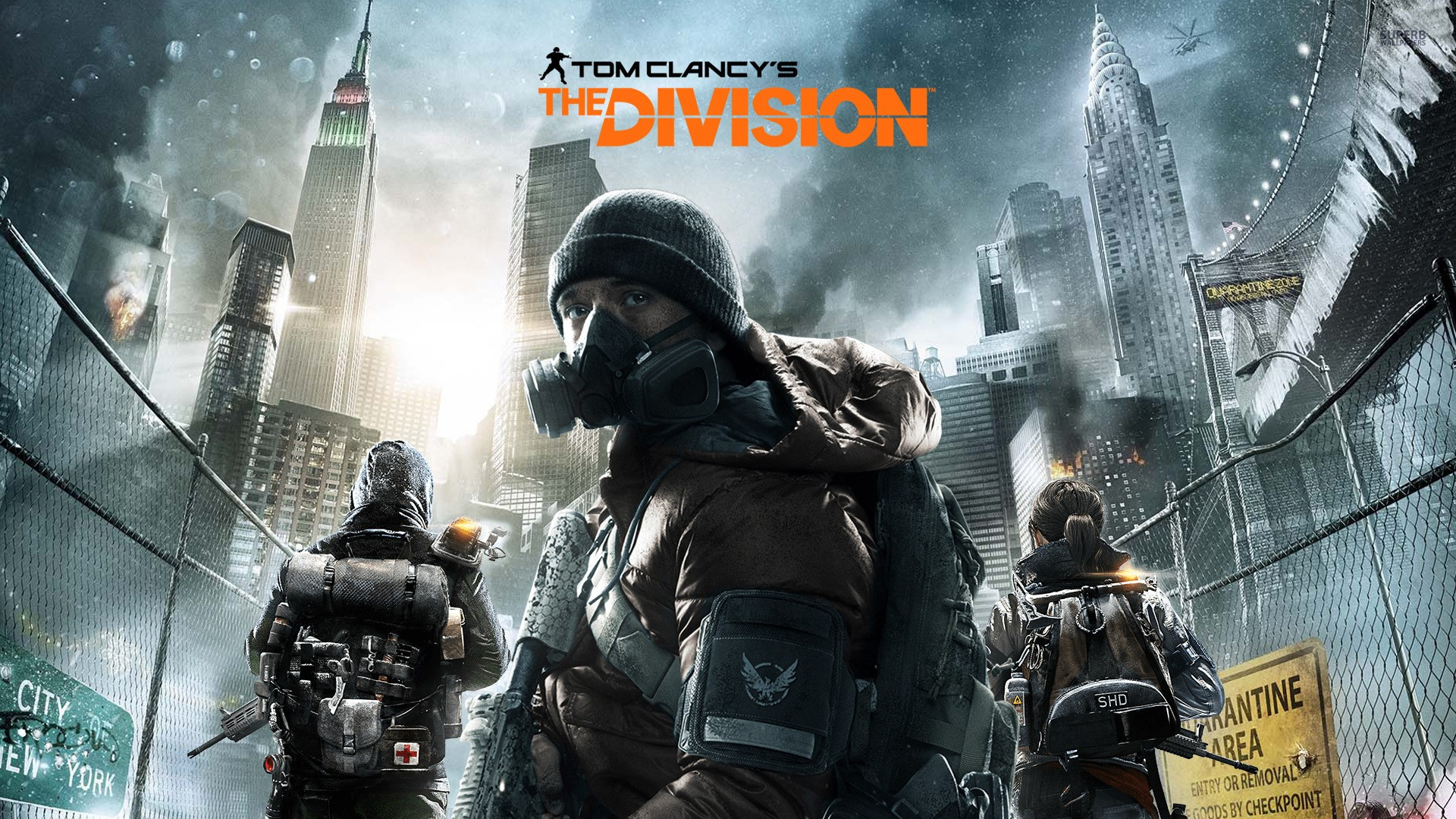Tom Clancy s The Division  [UPLAY]