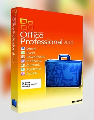 Купить Office 2010 Pro Plus 1 PC