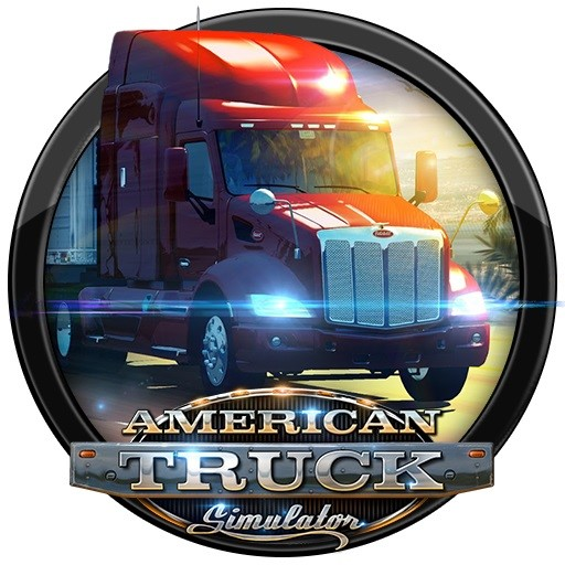 American Truck Simulator (Steam Key/Region Free)