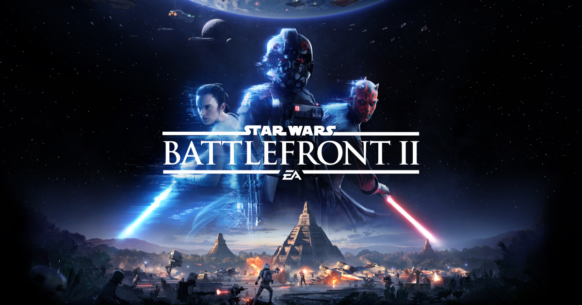 STAR WARS Battlefront II [ + СЕКРЕТКА ]