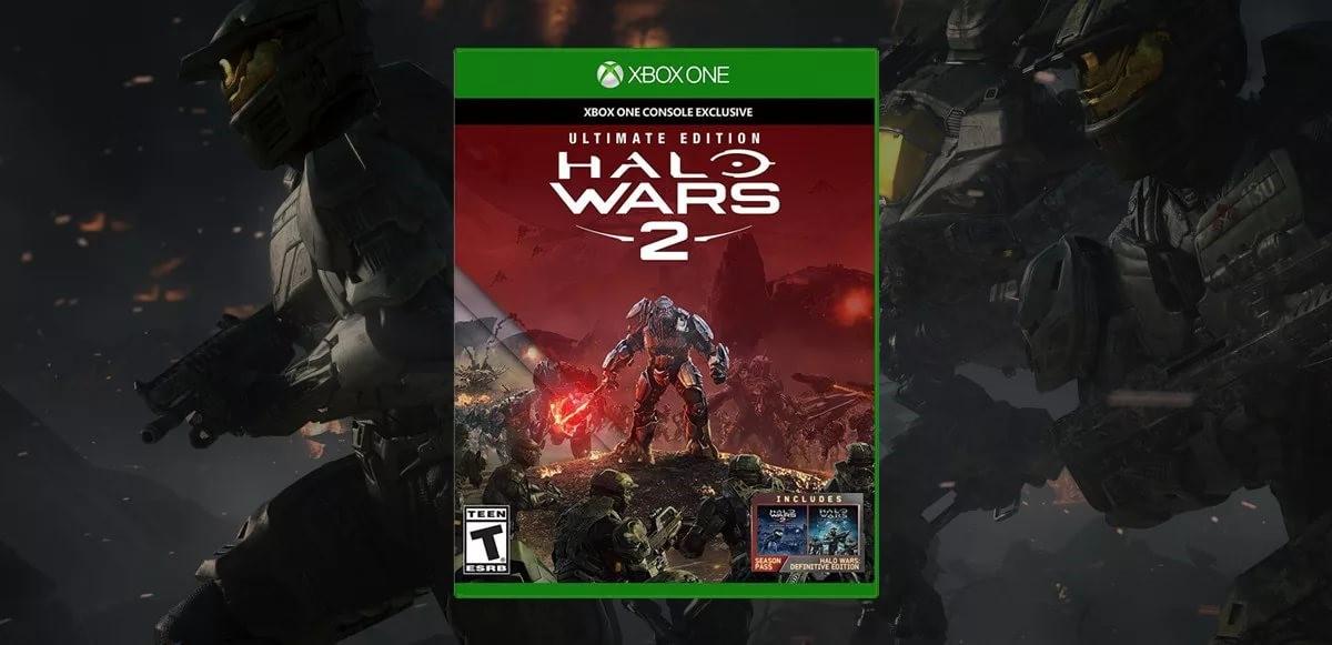 Аренда | Halo Wars 2 (полн.изд) +5игр Xbox One | Прокат