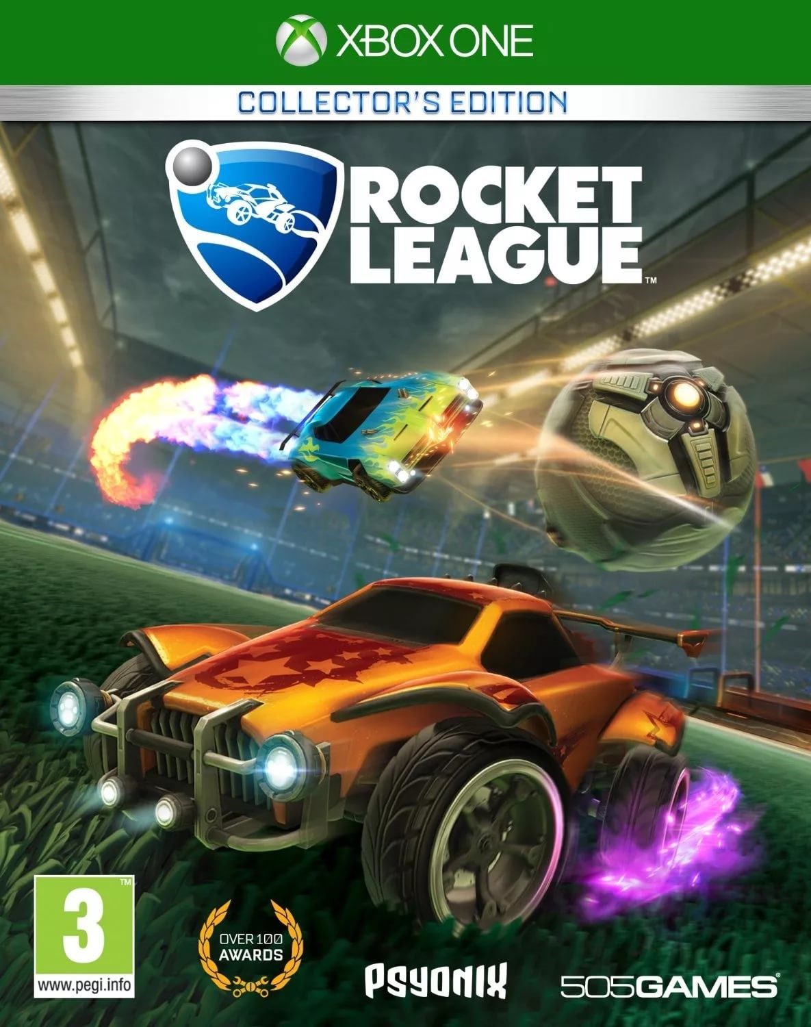 Аренда | Rocket league Xbox One | Прокат