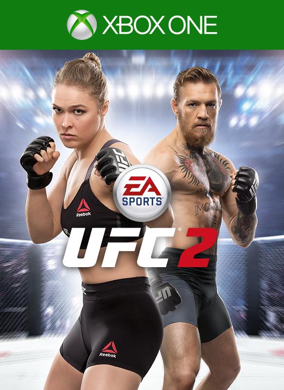 Аренда | UFC 2 Xbox One | Прокат