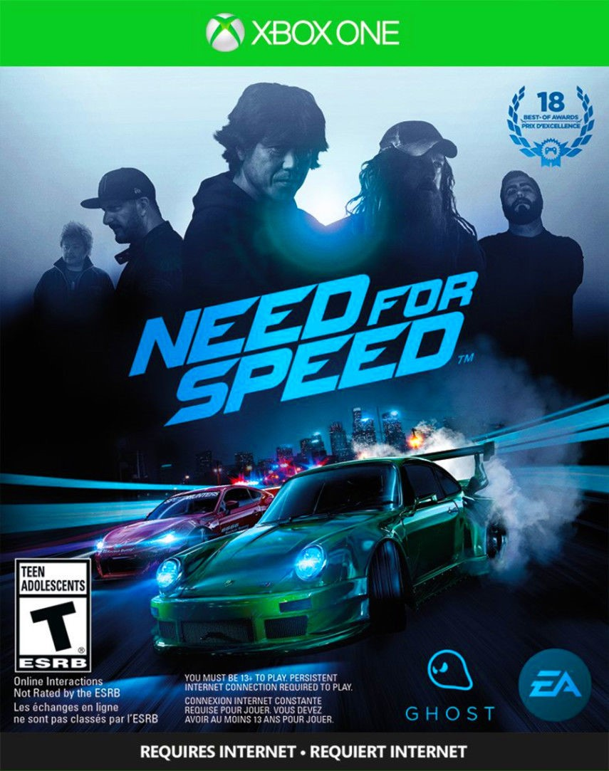 Аренда | need for speed 2015 Xbox One | Прокат